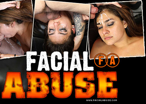 Facial Abuse Destroys Nasheema